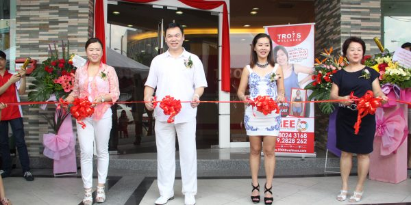 TROIS Wellness Subang USJ Opening