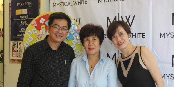 "TROIS Wellness Ipoh ""Mystical White Day"""