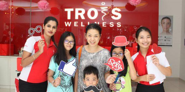 """TROIS Wellness Kota Kemuning """"Open Day"""""""