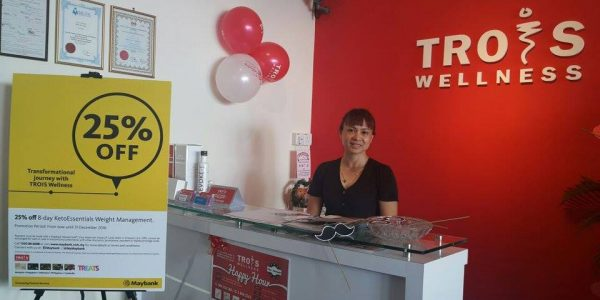 "TROIS Wellness Sibu ""Open Day"""